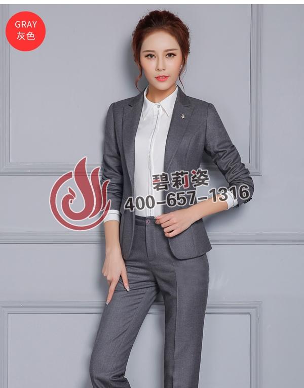 女式衬衫西服职业装